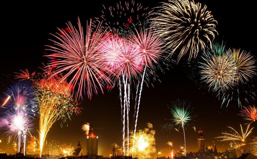 Wir wünschen einen guten Rutsch ins neue Jahr!